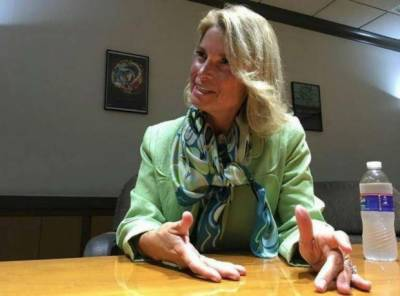 US female congressional candidate quit after allegations of sexually harassing male subordinate
