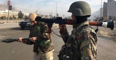 Afghan Official: Attack underway on Intelligence training center in Kabul