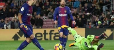 Barca extend Liga lead before Clasico by thrashing Deportivo