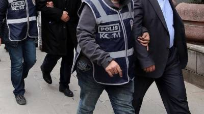 10 Daesh suspects arrested in central Turkey