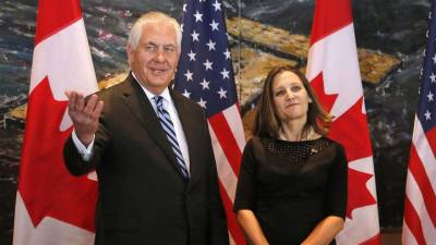 Canada, US to host North Korea crisis talks in January