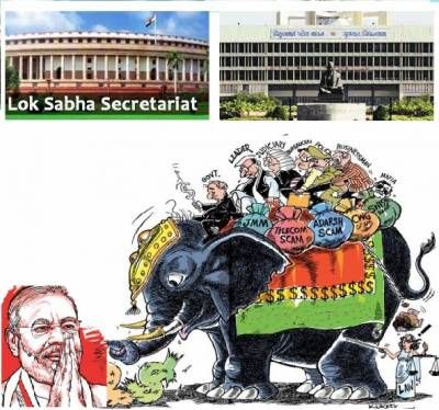 Criminals find way in Indian Politics; 47 newly-elected Lawmakers in Gujarat have criminal record
