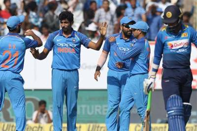 India beats Sri Lanka in first T20 international
