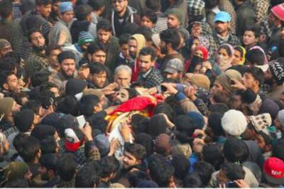 Indian troops martyr 3 persons in occupied Kashmir