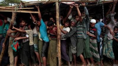 Myanmar, Bangladesh set up group to oversee repatriation of Rohingya Muslims
