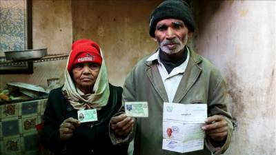 Pakistani couple stranded in Syria appeals Pakistan government to save from starving death
