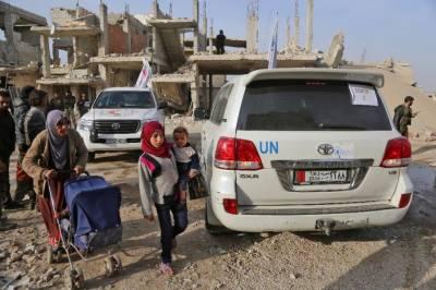 UN renews aid to Syria opposition areas