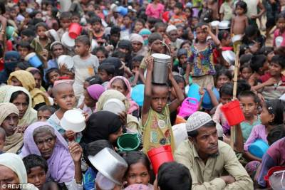 UN says it is boosting relief work in Bangladesh as Rohingya crisis enters 4th month