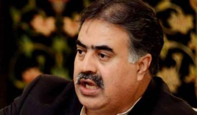 Balochistan will be a polio free province soon: Sanullah Zehri