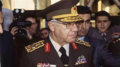 -Former Turkish Army Chief faces life jail term over toppling government