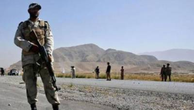 Four terrorists killed during operations in Balochistan