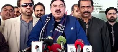 Hudaibiya Reference is mother of corruption cases: Sheikh Rashid
