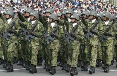 Japan govt approves record high military budget of $ 45.76-billion