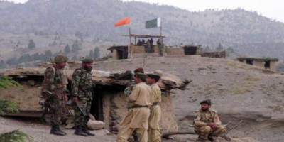 Pakistan Army kills, injure 10 terrorists in crossfire from Afghanistan