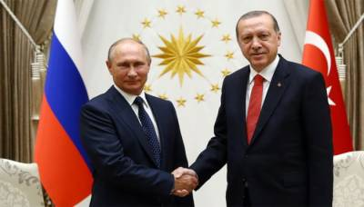 Putin - Erdogan agree on creation of Palestine state