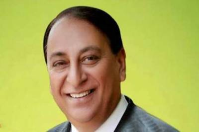 Rana Afzal, a retired Army captain and MNA from Faisalabad appointed as Finance Minister