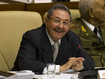 Raul Castro to step down as Cuba's president in April 2018