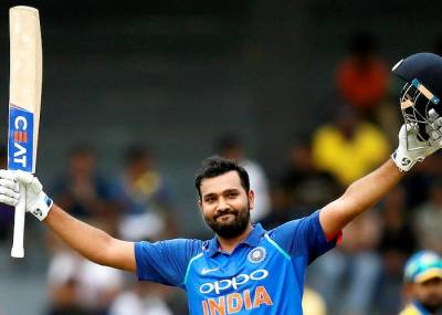 Rohit Sharma makes history of T20 cricket with fastest century