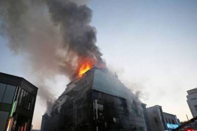 South Korea: 16 killed in fire incident