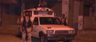 Two terrorists among 18 accused held by rangers in Karachi