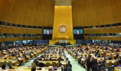 UNGA approves resolution rejecting US decision on Jerusalem