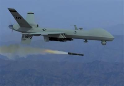 US drone strike near Pak - Afghan border in Nangarhar