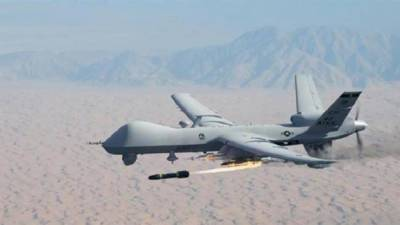 US drone strikes rise drastically under Donald Trump