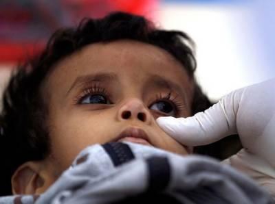 Yemen cholera outbreak infected 1 million: ICRC
