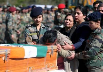 Indian Army Major killed at LoC