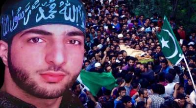 Indian politician calls killed Kashmiris including Burhan Wani as martyrs