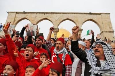 Israel arrests three Turk nationals from Jerusalem