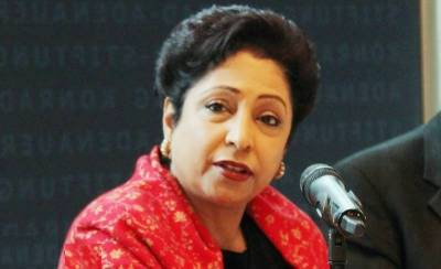 Maleeha Lodhi hard hitting speech in UNSC over US allegations against Pakistan