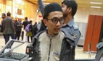 Suspected Daesh terrorist arrested at Karachi Airport