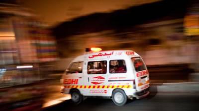 10 killed in Jamshoro road accident