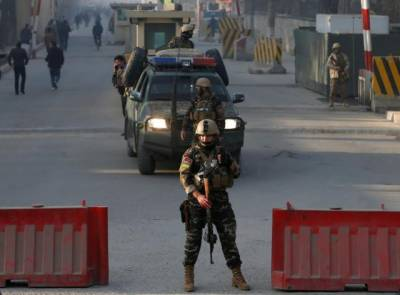 Afghan NDS office suicide attack responsibility claimed