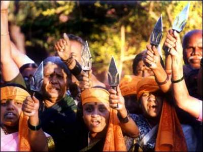 After Muslims now Indian Christians face wrath of hindu extremists: New York Times