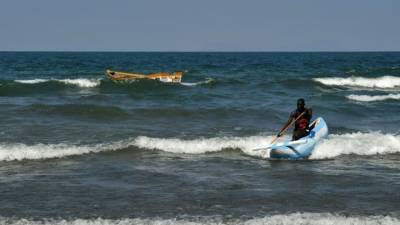 At least 13 killed in Tanzania boat accident