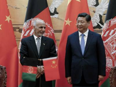 China unveils her Afghanistan policy