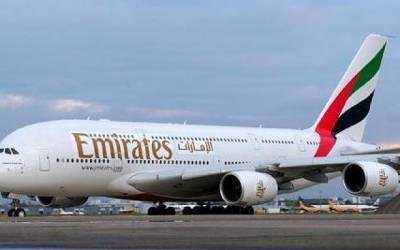 Emirates flights suspended after women security measures