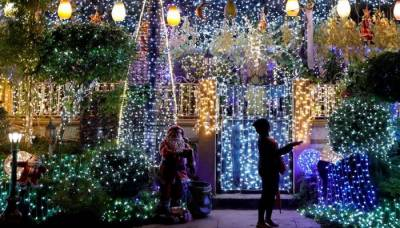 How Christmas is being celebrated across Pakistan