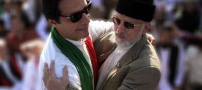 Imran Khan to meet Tahirul Qadri on Dec 26