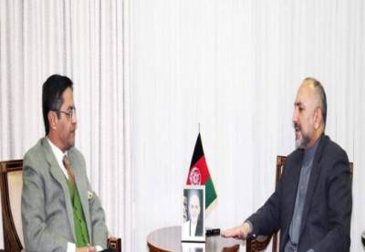 India a strategic partner and friend of Afghanistan: Afghan NSA