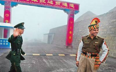 India feels threatened by China's rise