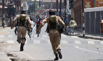 Indian Army has failed in Occupied Kashmir: Indian Police Commander