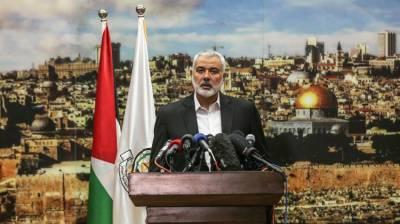 Jerusalem to remain capital of Palestine: Haniyeh