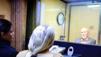 Kulbhushan Jadhav meeting with wife, mother concludes