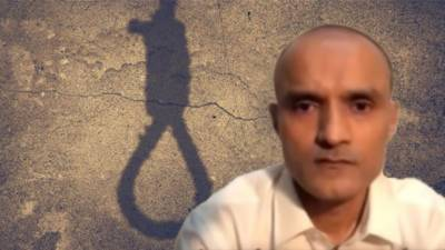 Kulbhushan Jadhav wife, mother barred from talking to media