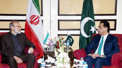 Pakistan - Iran vow to enhance bilateral ties in all fields