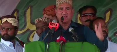 PML-N, PPP gave nothing except frustration: Shah Mahmood