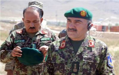 Russian Ambassador to Kabul is mentally sick, says Afghanistan Army Chief